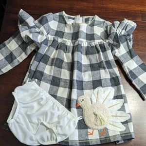 Mud Pie Thanksgiving Outfit